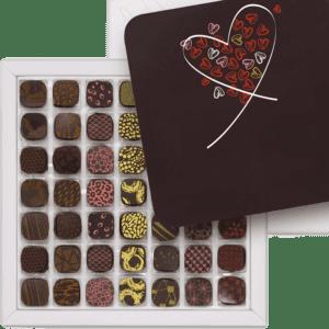 Richten's Intense Valentine Gourmet Chocolates