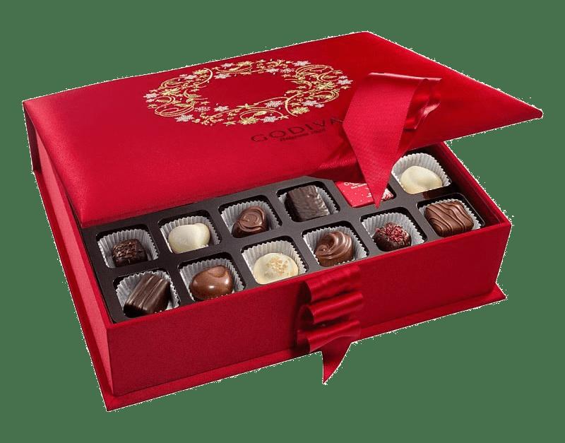 Swarovski-Studded Chocolates от Harrods