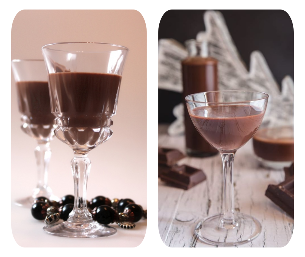 шоколадный ликер на пиве